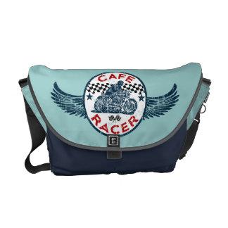 Moto Cafe racer Messenger Bag