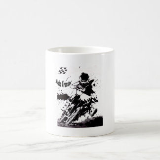 MOTO CROSS Coffee mug