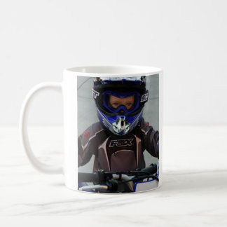 Moto Face Coffee Mug