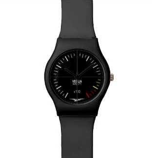 Moto Guzzi Watch - 850 T3 Black Tachometer