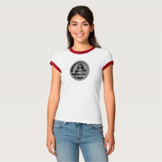Moto Lisas Trim T-Shirt (Pick your color/size)