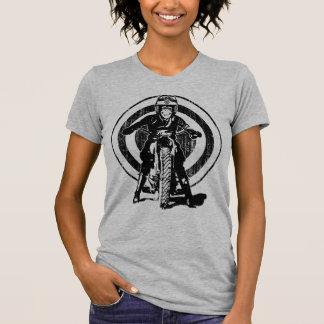 Moto Monkey 3 (vintage black) T-Shirt