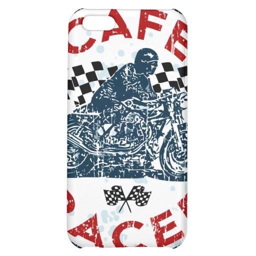 Moto racer iPhone 5C covers