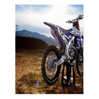Motobike Postcard