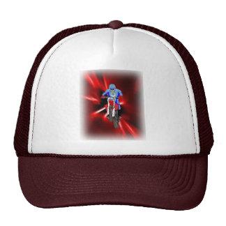 Motocross 101 trucker hat