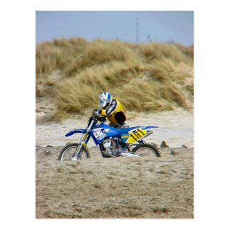 Motocross 2, Dunkerque, France, 1990s Postcard