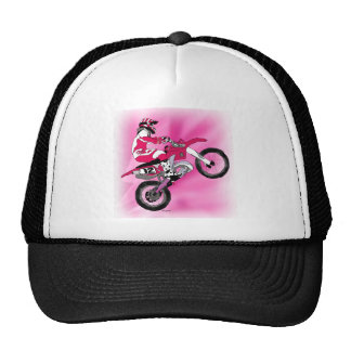 Motocross 303 trucker hat