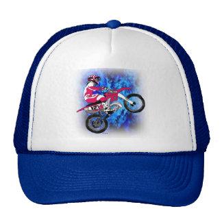 Motocross 306 trucker hat