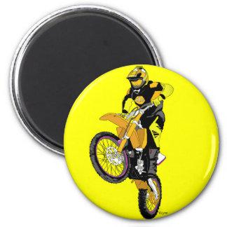 Motocross 400 magnet