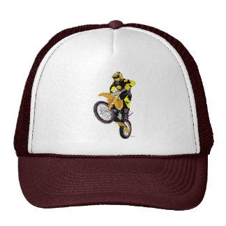 Motocross 400 trucker hat
