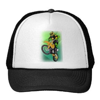 Motocross 406 trucker hat