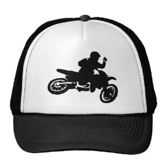 Motocross Bike Whip Hat