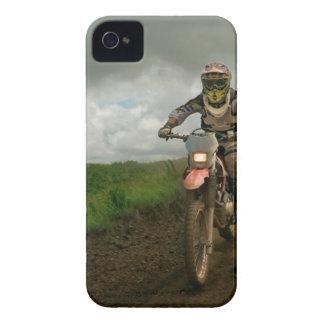 Motocross Biker iPhone 4 Covers