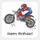Motocross Dirt Bike Stickers