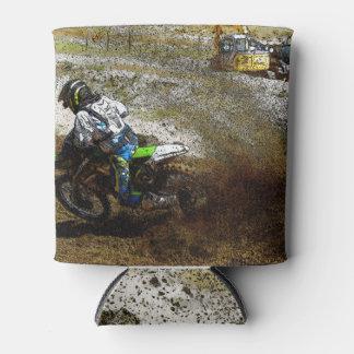 Motocross Dirtbike Racer Sports Gift Can Cooler