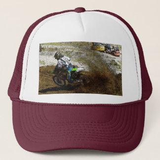 Motocross Dirtbike Racer Sports Gift Trucker Hat