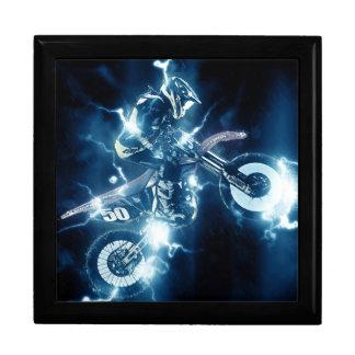 Motocross extreme sport gift box