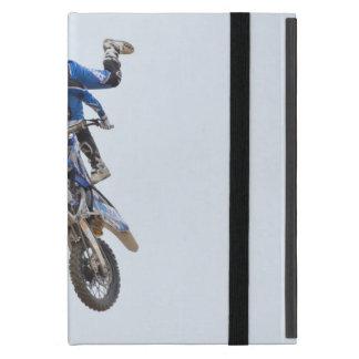 Motocross Extreme Tricks Cover For iPad Mini