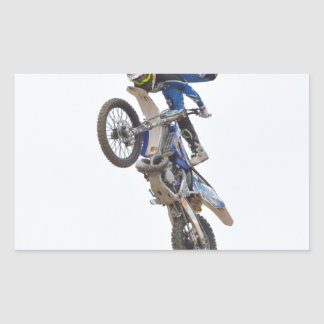 Motocross Extreme Tricks Sticker