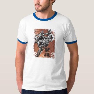 Motocross Grunge T-shirts