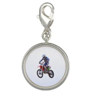 Motocross Jump Charms
