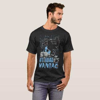 MOTOCROSS OFFROAD MANIAC T-Shirt