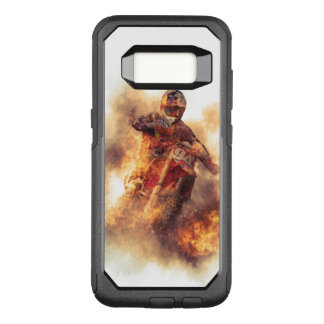 Motocross OtterBox Commuter Samsung Galaxy S8 Case