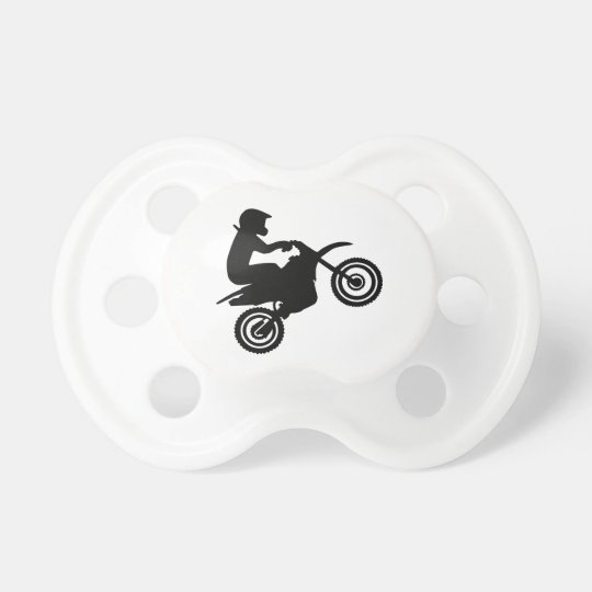 Motocross Pacifier