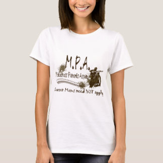 Motocross Parents Association T-Shirt