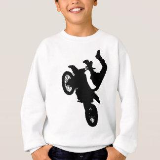 Motocross Stunt - Bike Motorcycle trick sports Sweatshirt