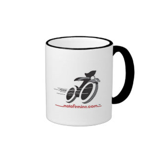 MotoFemina Log Mug
