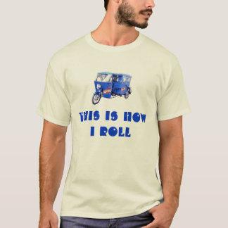 motokar, how i roll t-shirt