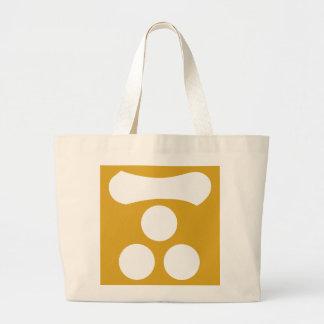 Motonari Mori Large Tote Bag