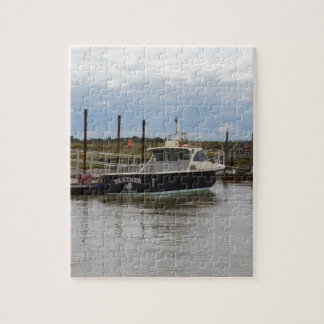 Motor Boat Panther At Southwold Puzzle
