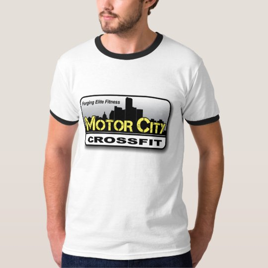 Motor City CrossFit T-Shirt