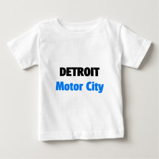 Motor City Detroit Baby T-Shirt