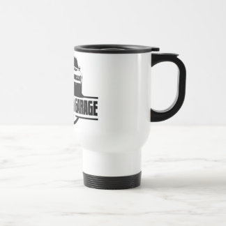 Motor City Garage Travel Mug