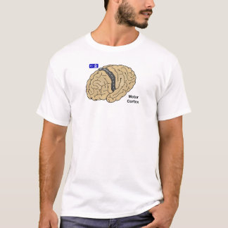 Motor Cortex T-Shirt