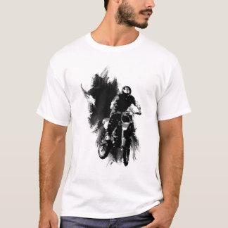 Motor Cross Grunge T-Shirt