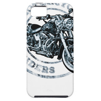 Motor Cycle Rider Biker iPhone 5 Cover