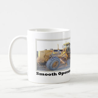 Motor Grader 140H - Blade Coffee Mug