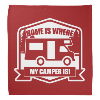 Motor Home/Camper van Bandana