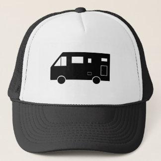 Motor home trucker hat