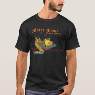 Motor Mania Traffic School T-Shirt