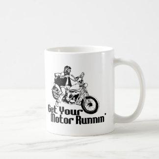 Motor Runnin Coffee Mug