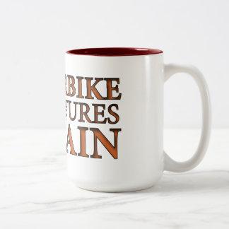 MotorBike Adventures Of Britain Mug
