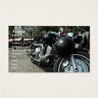 Motorbike Business Card