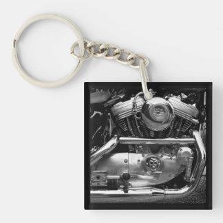 Motorbike Engine Keychain/Keyring Keychain