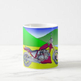 Motorbike Mug