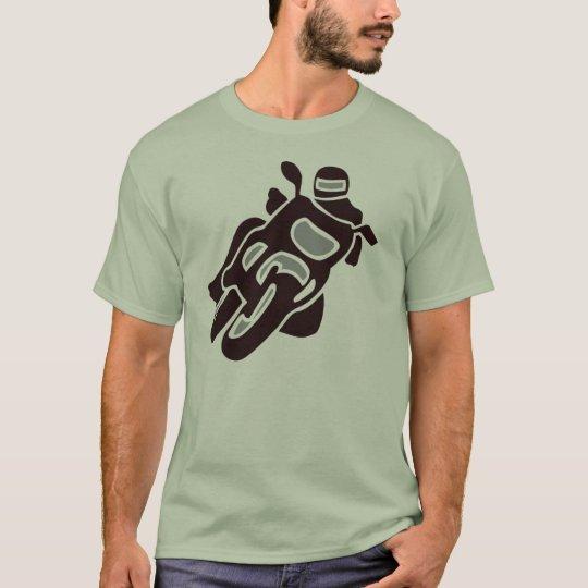 Motorbike T hirt T-Shirt